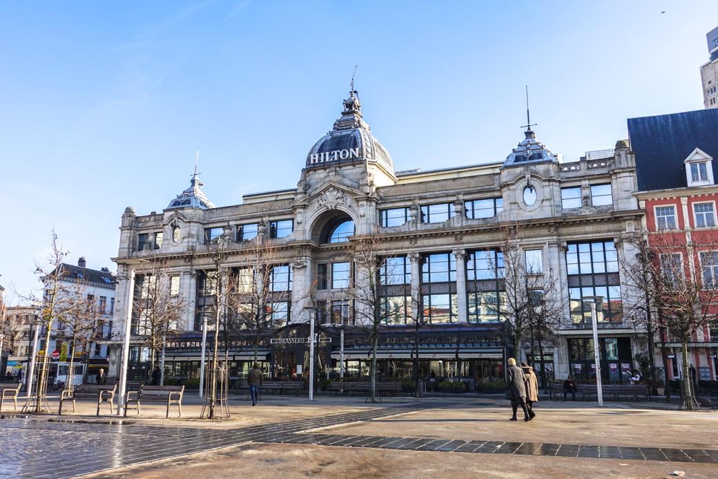 Hilton Hotel Antwerp